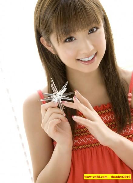 """""""Hot girl Nhật Bản"""""""