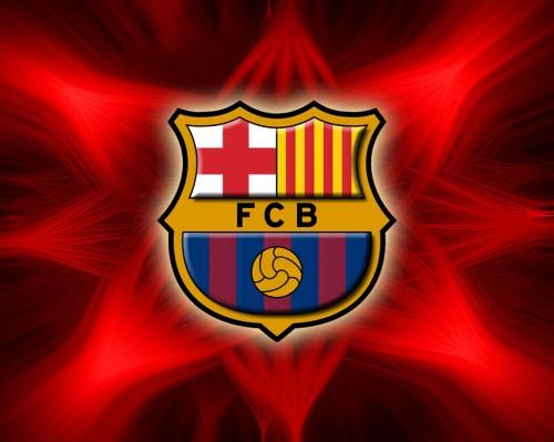 """""""Logo đội tuyển bóng đá Barcelona"""""""