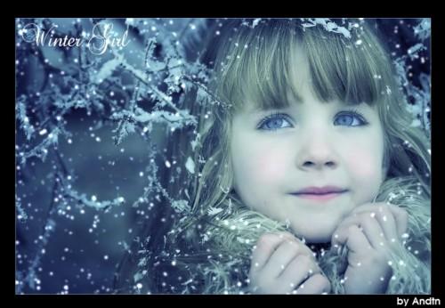 """""""Winter-girl"""""""