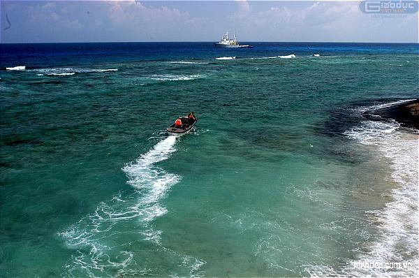 Hình ảnh đẹp về biển đảo việt nam