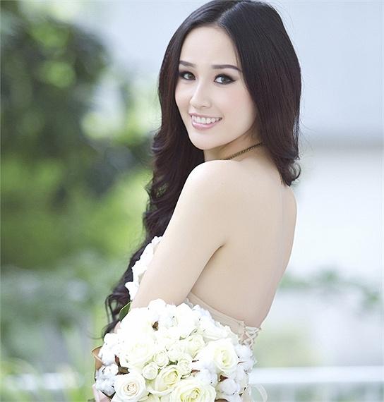 Mai Phương Thúy,Hoa hậu Mai Phương Thúy,Hoa hậu Việt Nam 2006