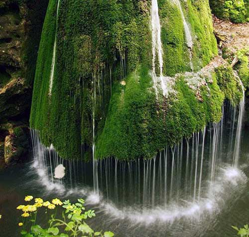 Thác Bigar, Romania