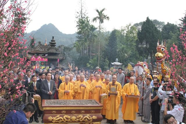 Ảnh lễ hội chùa hương