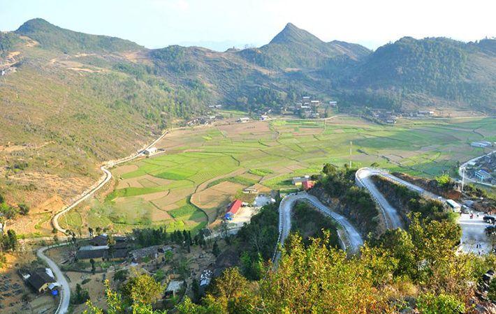 Hình ảnh đẹp mùa xuân ở Hà Giang