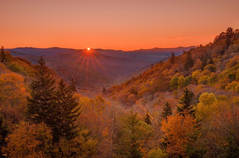 Ảnh đẹp bề công viên dGreat Smoky Mountain