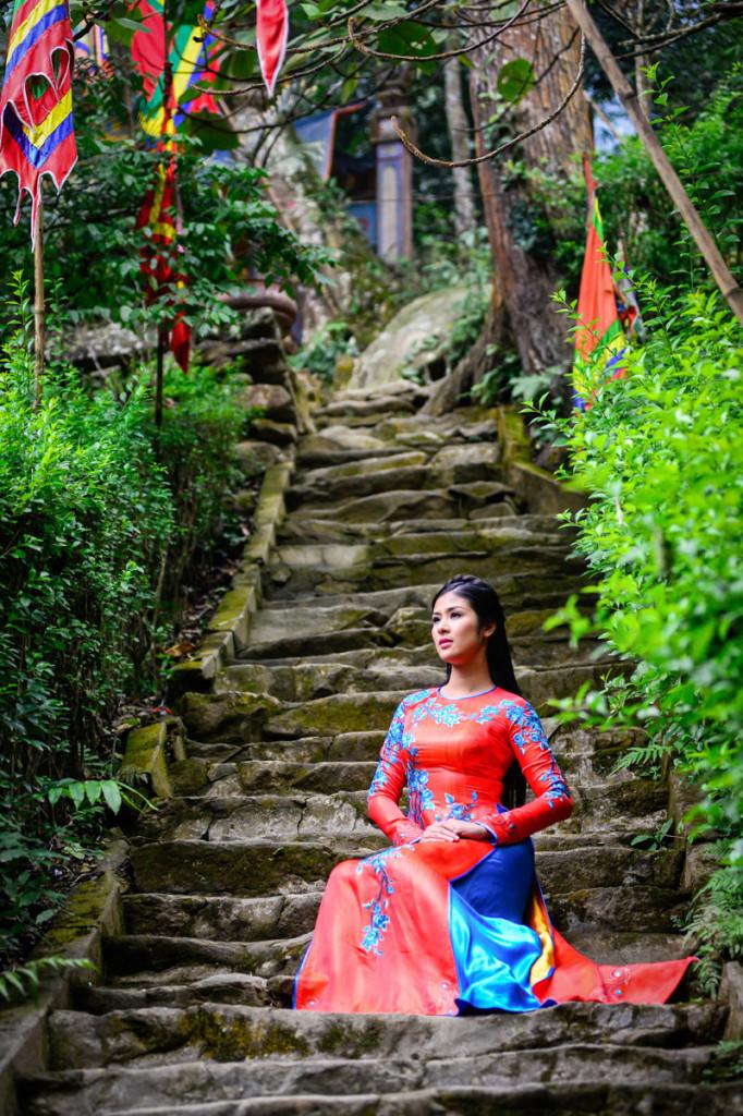 Hình ảnh đẹp về Chùa Tây Thiên