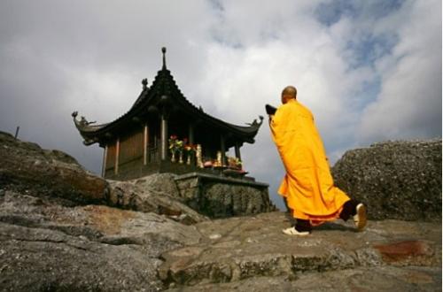 Ngôi Chùa cao nhất trên đỉnh Yên Tử