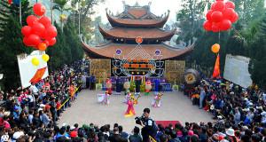 hình ảnh đpẹh về lễ hội chùa hương