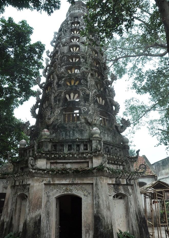 Hình ảnh đẹp về chùa Mía Sơn Tây