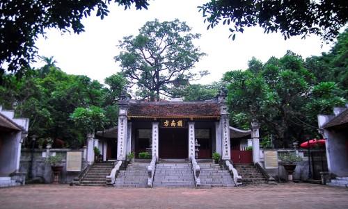 Đền Quán Thánh (Trấn Vũ). Đền thờ thần Huyền Thiên Trấn Vũ. nằm ở ngã tư giao đường Thanh Niên với đường Quán Thánh, quận Ba Đình, Hà Nội