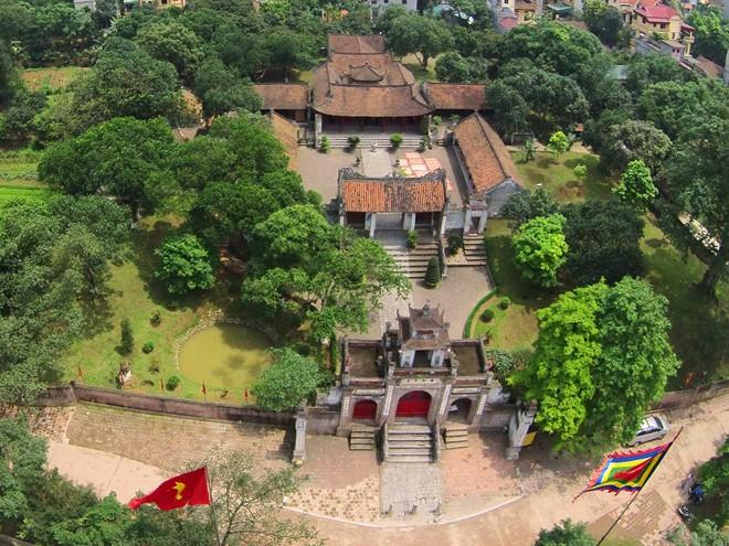 Thành Cổ Loa Hà Nội sự kết tinh trí tuệ của người Việt Cổ