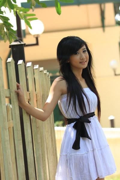 Girl Kelly Tu Anh