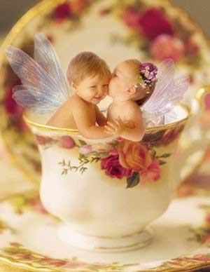 """""""Hình đẹp thiên thần nhỏ"""""""