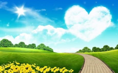 """""""Love in sky"""""""