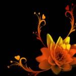 Tranh nghệ thuật về hoa