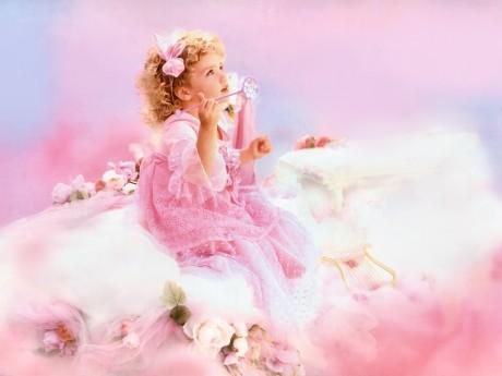 """""""Baby xinh như thiên thần"""""""