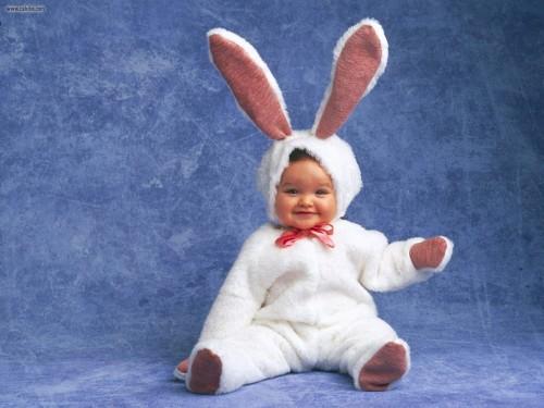 """""""Bé thỏ đáng yêu"""""""