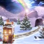 Hình nền cảnh đẹp giáng sinh- Noel