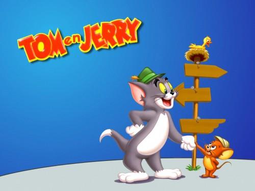 """Tom-Jerry"""