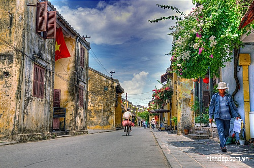 những hình ảnh đẹp về phố cổ hội an