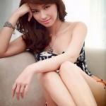 Hình đẹp hot girl Bee Namthip