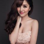 Ngắm vẻ đẹp mong manh của ca sỹ Bích Phương