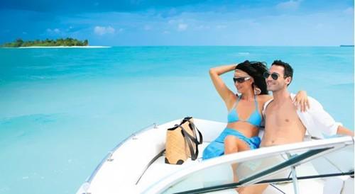 Maldives - Thiên đường tình yêu của các đôi uyên ương