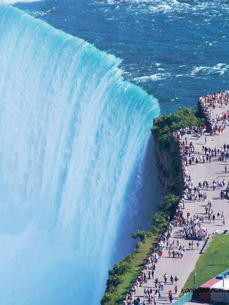 Thác nước kỳ vĩ nhất trên thế giới Niagara