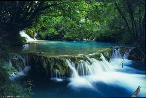 Công viên Plitvice (Croatia)