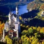 Những tòa lâu đài nổi tiếng thế giới.