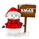 Đón không khí giáng sinh cùng bộ sưu tập hình nền người tuyết cực đẹp