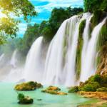 Ngắm vẻ đẹp thiên nhiên qua bộ sưu tập ảnh đẹp về thác nước