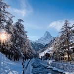 Chiêm ngưỡng những thị trấn về mùa đông đẹp nhất thế giới