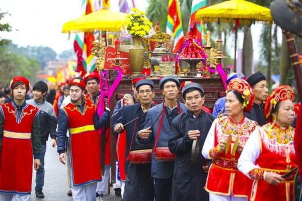 Lễ Hội Lim ở Bắc Ninh là một lễ hội nổi tiếng