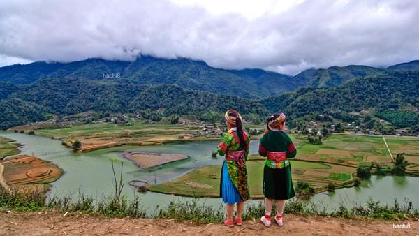 Hình ảnh đẹp về mùa xuân Hà Giang
