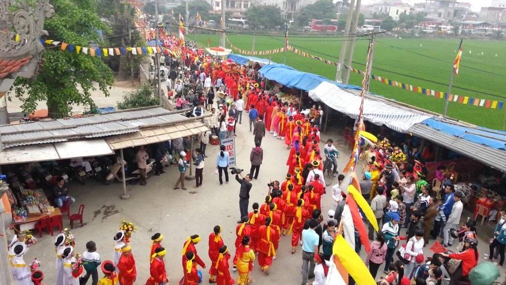 Ảnh đẹp về lễ hội Yên Tử