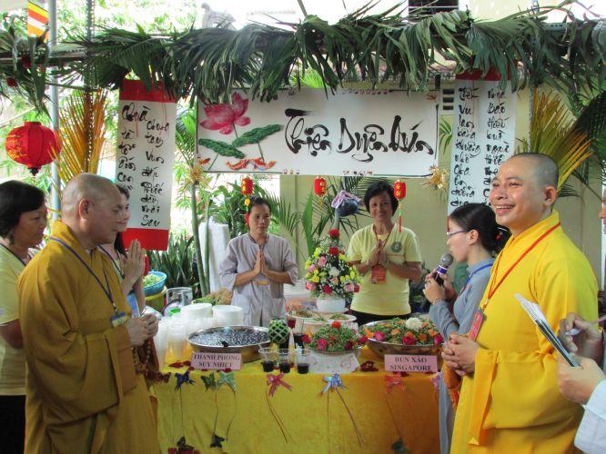 Hình ảnh đẹp về chùa Thiên Chánh TP HCM