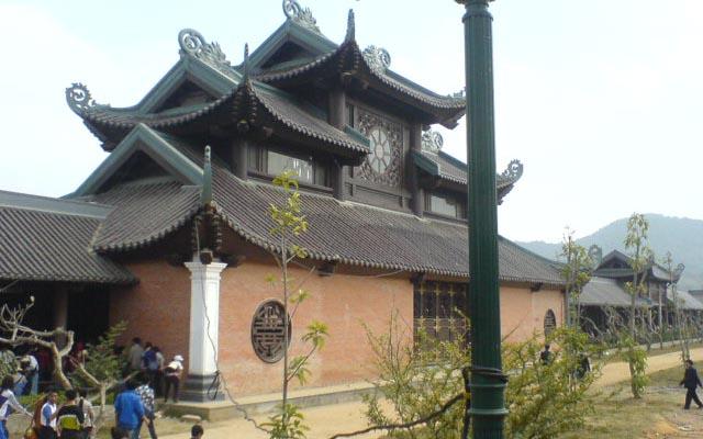Hình ảnh đẹp về chùa Bái Đính Ninh Bình