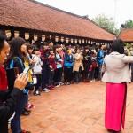 Hình ảnh đẹp về chùa Dâu Bắc Ninh
