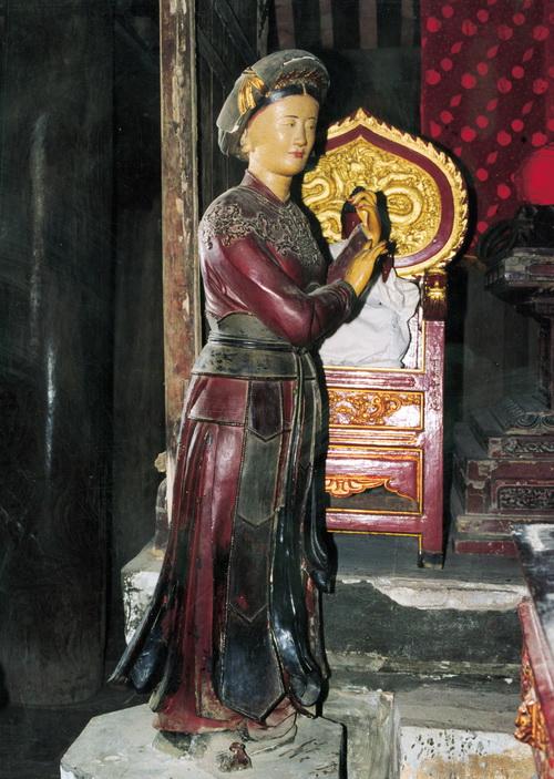Hình ảnh đẹp về chùa Dâu - Bắc Ninh