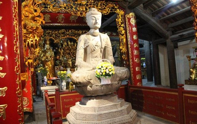 Hình ảnh đẹp về Chùa Phật tích