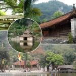Hình ảnh đẹp về chùa Thầy Hà Tây