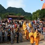 Hình ảnh đẹp về chùa Thiên Trù Hà Nội