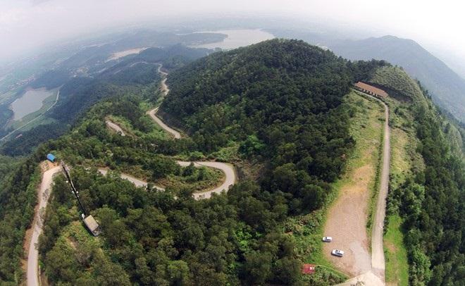 Hình ảnh đẹp về đền Gióng ở Sóc Sơn Hà Nội