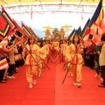 Hình ảnh đẹp về lễ hội Yên Tử mùa xuân