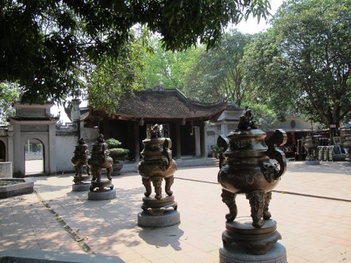 Đền Đô Bắc Ninh công trình kiến trúc đẹp của nhà Lý