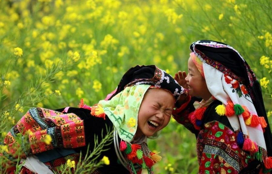 Bản Cát Cát Sa Pa mang vẻ đẹp thanh bình đầy sức sống