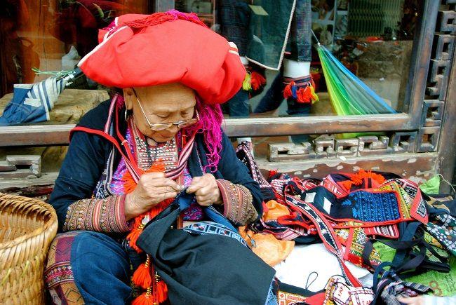 Bản Tả Phìn Sa Pa nét đẹp của người Dao đỏ