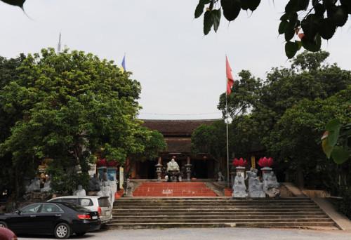 Ảnh đẹp Chùa phủ Liễn đền thờ Đội Cấn và đền Đuổm Thái Nguyên