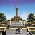 Cột cờ Hà Nội đẹp ấn tượng ở các góc chụp khác nhau